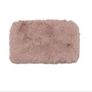 Handbags - Faux Fur Crossbody
